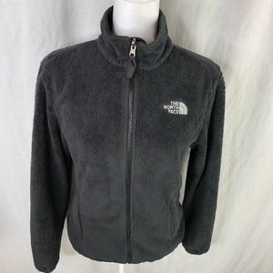 The North Face Womens Black M Osito Fleece Jacket